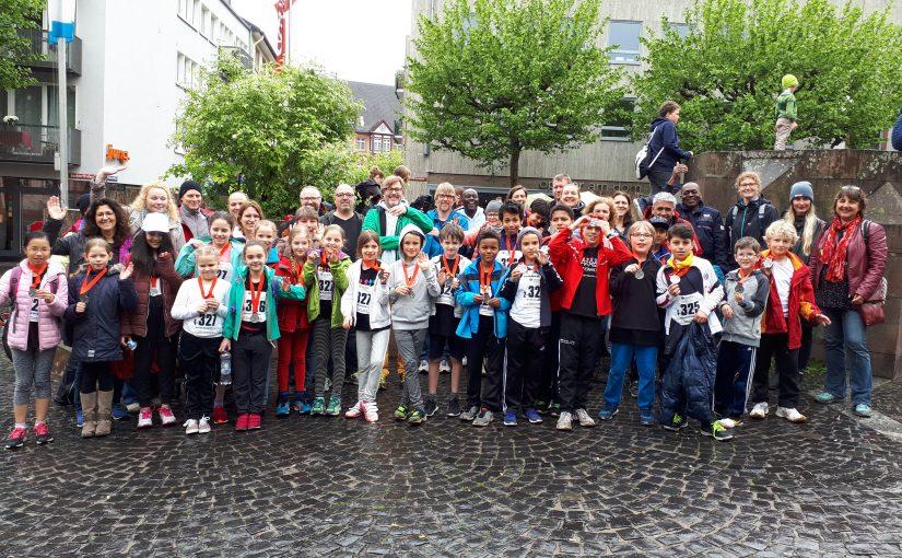 Gutenberg Marathon – Ekidenlauf 2017