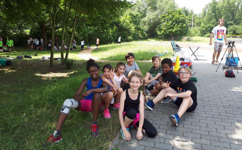 Leichtathletik-Sportfest aller Mainzer Grundschulen