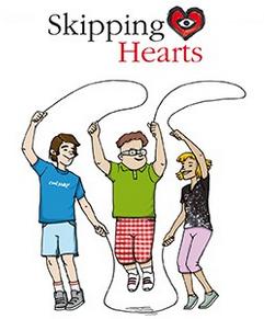 Skipping Hearts