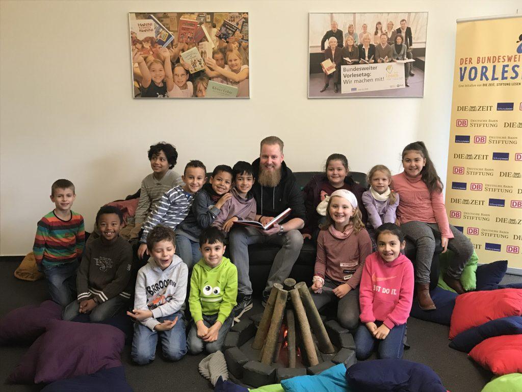 Andreas Bockius - (c) Stiftung Lesen