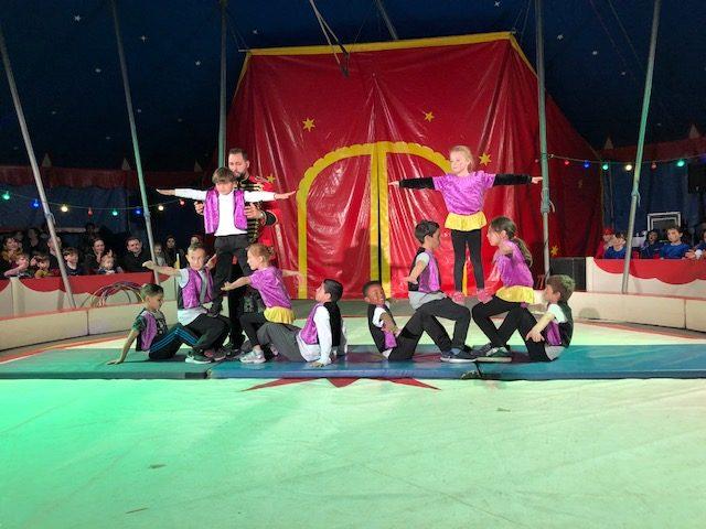 Unser Zirkusprojekt mit Circus Casselly