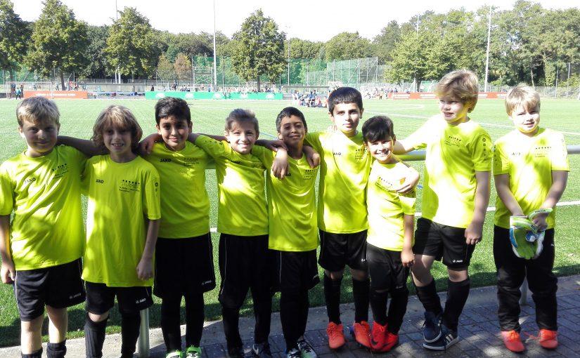 Das Fußballturnier der Mainzer Grundschulen