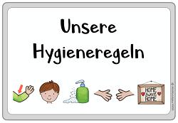Unsere Hygieneregeln