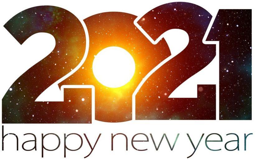 Die Schulgemeinschaft der MLK wünscht allen ein frohes neues Jahr